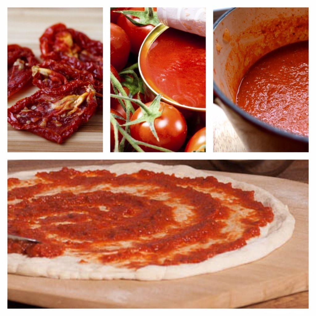 Hjemmelavet Pizzasauce – Kreamors Køkken
