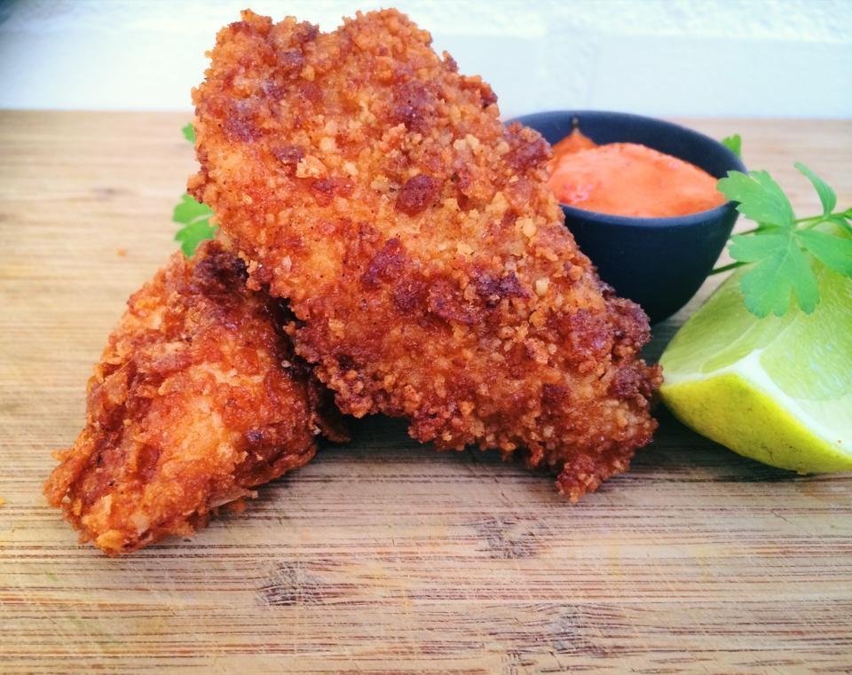 kyllingenuggets