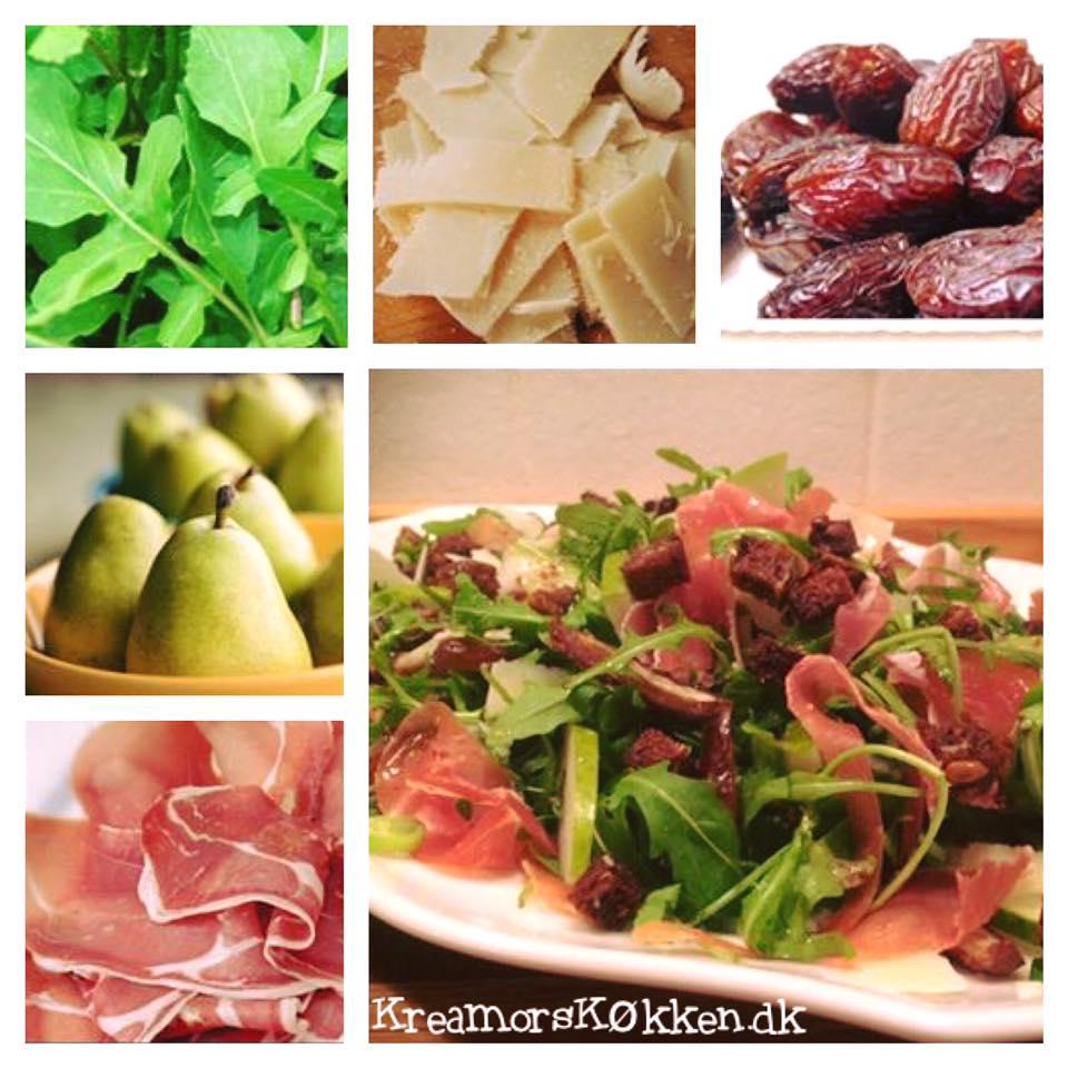 pære salat